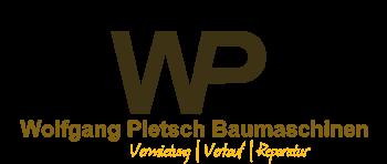 Wolfgang Pietsch – Baumaschinen